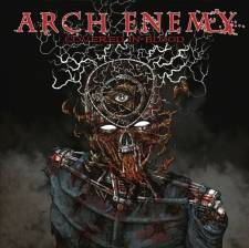 Review: Arch Enemy  - Covered In Blood