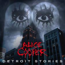 Review: Alice Cooper - Detroit Stories