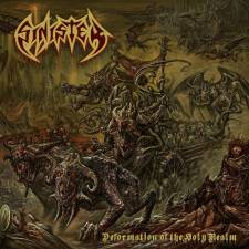 Review: Sinister - Deformation Of The Holy Realm