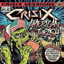 Review: Crisix - Sessions: #1 American Thrash