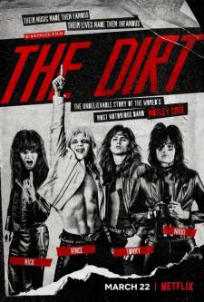 Mötley Crüe - The Dirt (film)