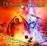 Demons & Wizards - Touched By The Crimson King
