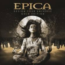 Epica - Design Your Universe - Gold Edition