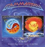 Gamma Ray - Insanity And Genius / Land Of The Free (re-release)
