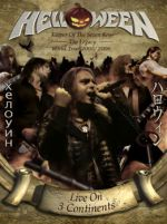 Helloween - Keeper Of The Seven Keys - The Legacy - World Tour 2005/2006 - Live On Three Continents (cd/dvd)
