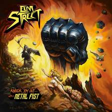 Elm Street - Knock 'Em Out... With A Metal Fist