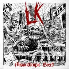 LIK - Misanthropic Breed