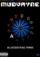 Mudvayne - All Access To All Things (DVD)