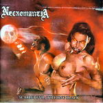 Necromantia - Scarlet Evil, Witching Black