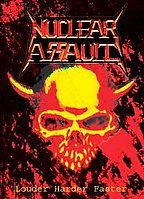 Nuclear Assault - Louder Harder Faster (dvd)