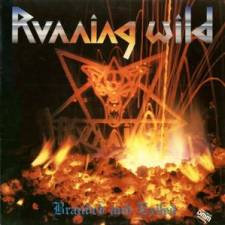 Running Wild - Branded And Exiled (re-release)