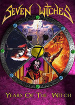 Seven Witches - Years Of The Witch (dvd)