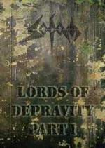 Sodom - Lords Of Depravity Part 1 (dvd)