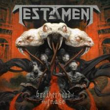4. Testament - Brotherhood Of The Snake