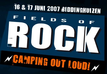Fields Of Rock 2007